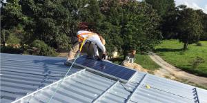 Prawidłowa żywotność paneli słonecznych