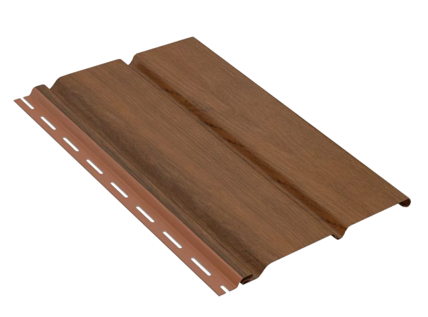 Podsufitka dachowa drewnopodobna – eleganckie wykończenie dachu