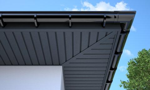 Jaki rodzaj podbitki dachowej wybrać? Co lepsze PVC czy drewno?